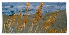 Summer Sea Grass Breeze Beach Towel