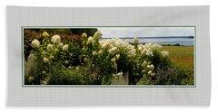 Beach Sheet featuring the photograph Summer Spledor by Tom Prendergast