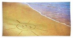 Summer Sun Beach Sheet by Tim Gainey