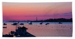 Summer Sunrise Beach Sheet