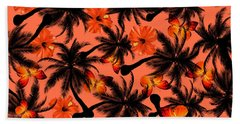Summer Time 2 Beach Towel by Mark Ashkenazi