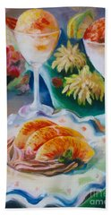 Summer Treats Beach Towel