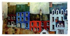 Summercove, Kinsale, West Cork. Beach Towel