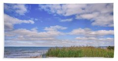 Summers End Beach Towel