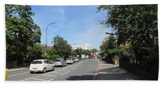 Summers Walk To Catford Town Centre - Lewisham - London Beach Sheet