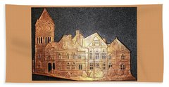 Sumter County Courthouse - 1897 Beach Towel