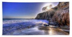 Sun And Sand Beach Towel