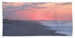 Sun Brightened Clouds Beach Towel