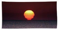 Sun Beach Sheet by Bruno Spagnolo