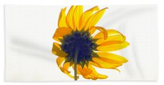 Sun Flower 101 Beach Towel