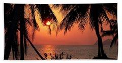 Sun Kissed Beach Towel