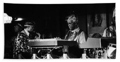 Sun Ra Arkestra At The Red Garter 1970 Nyc 31 Beach Towel