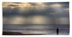 Sun Through The Clouds 2 5x7 Beach Sheet