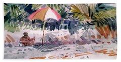 Sunbather Beach Towel