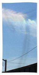 Sunday Angels  Beach Towel