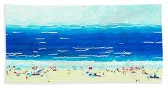 Sunday At Bondi Beach Towel