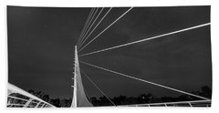 Sundial Bridge 2 Beach Towel