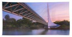 Sundial Bridge 6 Beach Sheet