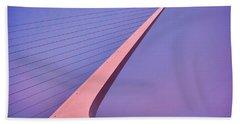 Sundial Bridge Beach Towel