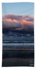 Sundown #1 Beach Towel
