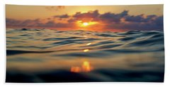 Sundown Beach Towel