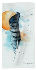 Sunfeather Beach Towel