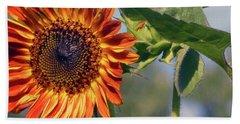 Sunflower 2016 3 Of 5 Beach Sheet