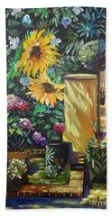 Sunflower Aloha Beach Sheet