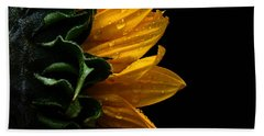Sunflower Series IIi Beach Towel