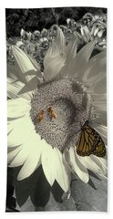 Sunflower Tint Beach Towel
