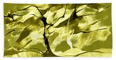 Sunny Day Beach Towel by Asok Mukhopadhyay