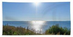 Sunny September Beach Sheet