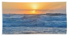 Sunrise 18th Of June Beach Towel
