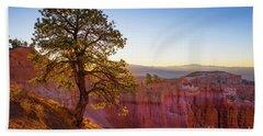 Sunrise At Bryce Canyon National Park Utah Beach Towel