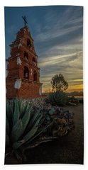 Sunrise At San Miguel Beach Towel