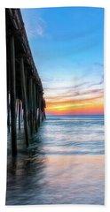 Sunrise Blessing Beach Sheet
