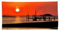 Sunrise - Bogue Sound Beach Sheet