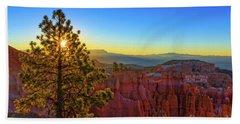 Sunrise Bryce Canyon National Park One Beach Towel
