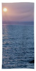 Sunrise Collectin Beach Towel
