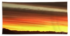 Sunrise Collection #1 Beach Towel