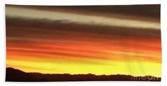 Sunrise Collection #1 Beach Sheet