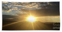 Sunrise Collection #3 Beach Towel