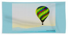 Sunrise Delight Beach Towel