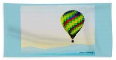 Sunrise Delight Beach Towel by Steve Warnstaff