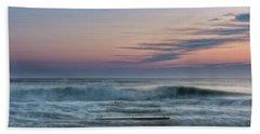 Sunrise Hunter Beach Towel