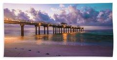 Sunrise In Alabama  Beach Sheet