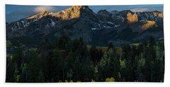 Sunrise In Colorado - 8689 Beach Towel