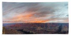 Sunrise In The Canyon Beach Sheet