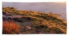 Sunrise Light Beach Towel
