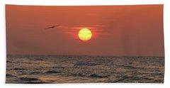 Sunrise Mexico Beach 2 Beach Sheet